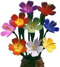 wood flowers dm wooden flowers vases hibiscus