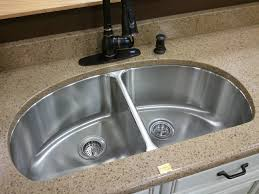 Undermount Kitchen Sink With Faucet Holes Granite Countertop Vessel Cabinet Sink Diverter Single Handle