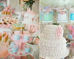 Cuisine Shabby Chic Kara U0027s Party Ideas Vintage Princess Shabby Chic 4th Birthday