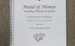 of honor organizer beautiful a wedding planner book wedding planner book posh totty