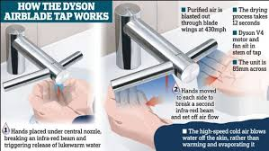 Dyson Airblade Meme - dyson the 999 tap and hand dryer reinvents washing hands daily
