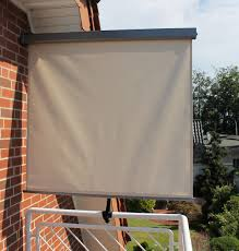 balkon trennwand dreams4home balkonmarkise madrid ii markise windschutz