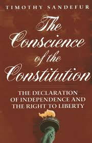 the conscience of the constitution the declaration of
