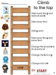 word ladders vol 1 by just wonderful designs tpt