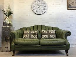 olive green leather sofa sofa 37 lovely used chesterfield sofa 1180840584 lovely olive