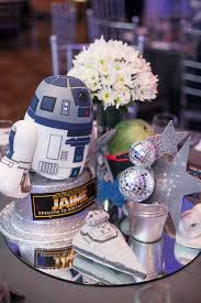 wars birthday party kara s party ideas blue and silver wars birthday party