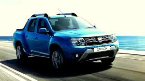 renault dacia new dacia duster oroch pick up 2016 2017 youtube