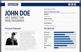 html resume template 30 best resume cv html templates for personal business card