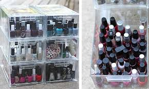 15 genius ways to organize your nail polish in your room gurl com