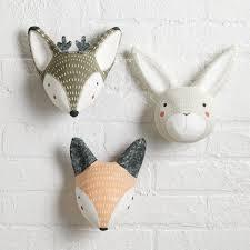 Baby Deer Nursery Forest Pop Wall Decor Deer Walls Kids Rooms And Nursery