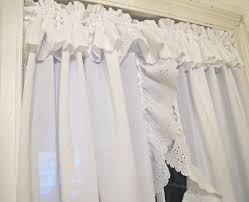 Jcpenney Silk Curtains by Curtains Amazing White Eyelet Curtains Details About Sicily