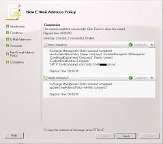 exchange 2010 host multiple email domains