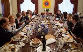 obamas host 7th white house seder the times of israel