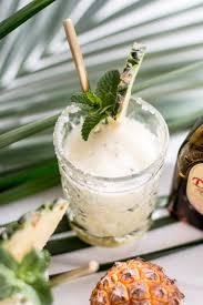 pineapple margarita bubbly friday mint u0026 pineapple margarita the daily dose