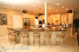 french country kitchen island breathingdeeply