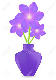 Dark Purple Vase 16 575 Flower Vase Stock Illustrations Cliparts And Royalty Free