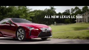 lexus uk lc lexus lc 500 unleashed at goodwood youtube