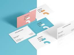53 best minimal business cards images on minimal