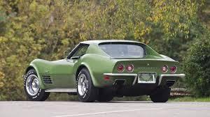 1972 corvette lt1 1972 chevrolet corvette lt1 coupe s102 kissimmee 2012
