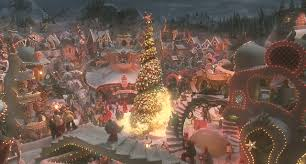 production design christmas movies edition