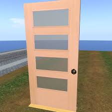 frosted glass internal doors second life marketplace dats door and texture store by
