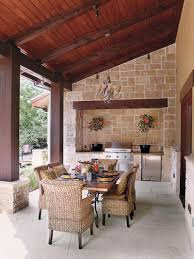 Kitchen Outdoor Ideas Gorgeous Luxury Ranch Style Home Design Ideas Home Sweet Home