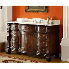 large bathroom vanity single sink 60 large single sink bathroom vanity cabinet model gd 4437m 60