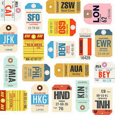 travel tags images Luggage tags vm technologies jpg