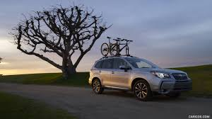 2017 subaru forester 2 0 xt silver front hd wallpaper 3