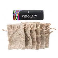 burlap favor bags burlap favor bags hobby lobby 303768