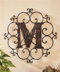 home sign custom hanging letters black ribbon wall letters home