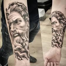 Tattoo Themes Ideas Best 25 Zeus Tattoo Ideas On Pinterest Greek God Tattoo