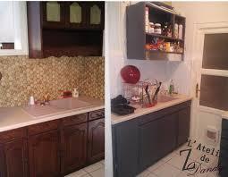relooking d une cuisine rustique merveilleux peinture pour bois vernis 11 relooking de ma vieille