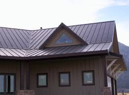 Burgundy Metal Roof Pictures by Roofing Menards U0026