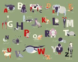 alphabet wallpaper mural plasticbanners com alphabet children wall mural