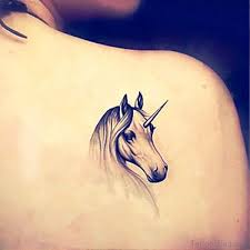 63 adorable unicorn tattoos