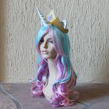 my pony costume unicorn and my pony costume wigs and tails