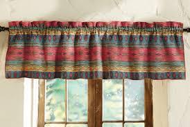 cozy southwest valance 148 southwestern valances window treatments