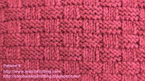 patterns in knitting crochet and knit