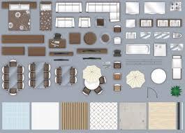 furniture floor plan home design