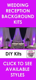 wedding backdrop lighting kit 80 best wedding backdrops images on wedding backdrops