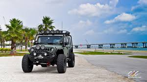 mahindra thar modified to wrangler cec miami jeep wrangler build
