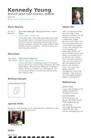 R D Resume Sample by Banquet Server Resume Samples Visualcv Resume Samples Database