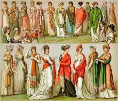 a primer on regency era women u0027s fashion u2013 kristen koster