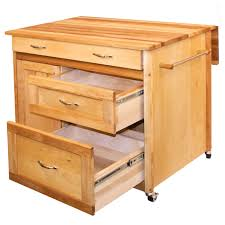 kitchen island drawers drawer hardwood kitchen island free shipping today