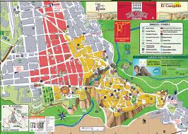 Cordoba Spain Map by Ronda Spain Map Imsa Kolese