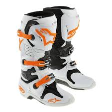 motocross boots alpinestars aomc mx ktm tech 10 boot by alpinestars