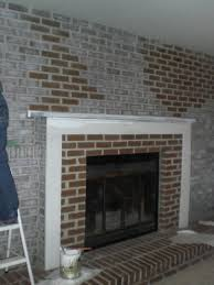 brick fireplace makeover 28 images fireplace makeover brick