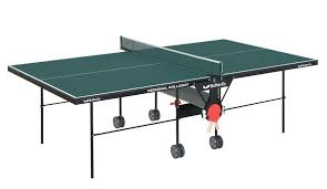 ping pong table price amazon com butterfly tr21 personal rollaway table tennis table