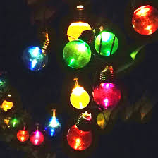 sogrand 5 color 15 bulbs solar string lights solar lights outdoor